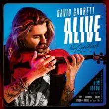 GARRETT DAVID  - CD ALIVE - MY SOUNDTRACK