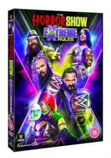WWE  - DVD EXTREME RULES 2020