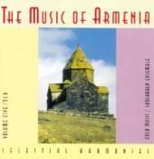 VARIOUS  - 2xCD MUSIC OF ARMENIA 5