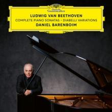 BARENBOIM DANIEL  - CD BEETHOVEN PIANO S..