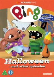 ANIMATION  - DVD BING: HALLOWEEN... AND..