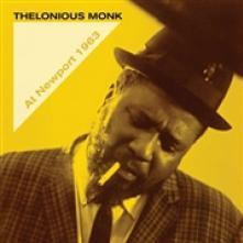 MONK THELONIOUS  - VINYL AT NEWPORT 1963 [VINYL]