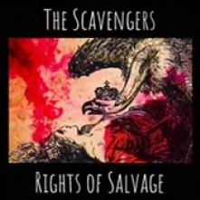 SCAVENGERS  - CD RIGHTS OF SALVAGE