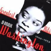 WASHINGTON DINAH  - 2xCD GREATEST HITS 1946-1953