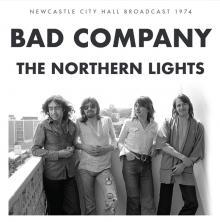 BAD COMPANY  - 2xVINYL THE NORTHERN LIGHTS [VINYL]