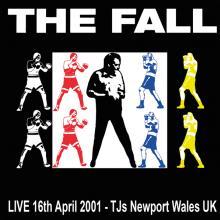 FALL  - 2xVINYL LIVE TJ'S, N..