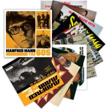 MANFRED MANN - THE SIXTIES (11CD) - supershop.sk