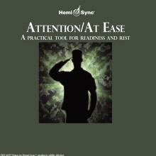 HEMI-SYNC  - CD+DVD ATTENTION/AT EASE (2CD)