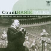 BASIE COUNT  - CD BASIE TALKS