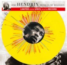 HENDRIX JIMI  - VINYL MUSIC IS MY RELIGION [VINYL]