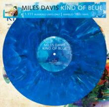 MILES DAVIS  - VINYL KIND OF BLUE (..