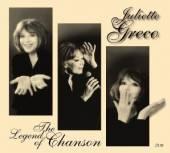 GRECO JULIETTE  - CD LEGEND OF CHANSON