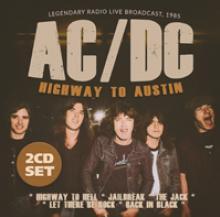 AC/DC  - CD+DVD HIGHWAY TO AUSTIN (2CD)