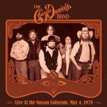 CHARLIE DANIELS BAND  - CD+DVD LIVE AT THE NASSAU (2CD)