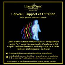 HEMI-SYNC  - CD+DVD CERVEAU:SUPPO..