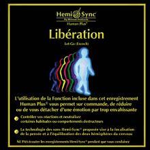 HEMI-SYNC  - CD+DVD LIBERATION (FRENCH LET-GO)(2CD)