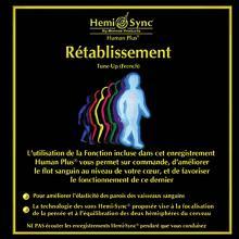 HEMI-SYNC  - CD+DVD RETABLISSEMEN..