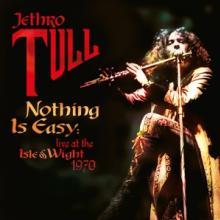 JETHRO TULL  - CD NOTHING IS EASY -..