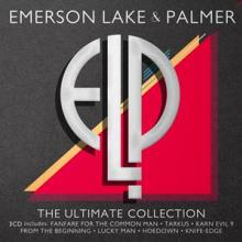 EMERSON. LAKE & PALMER  - CD THE ULTIMATE COLLECTION
