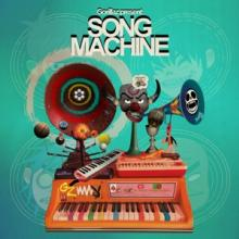 GORILLAZ  - 2xCD PRESENTS SONG MACHINE SEASON 1