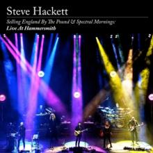 STEVE HACKETT  - CD SELLING ENGLAND B..