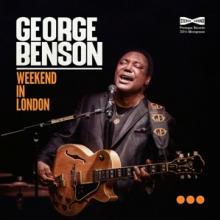 BENSON GEORGE  - CD WEEKEND IN LONDON -DIGI- / LIVE 2019