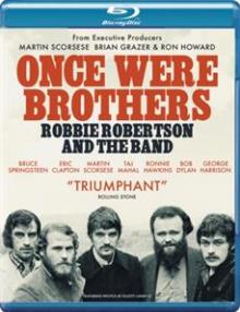 DOCUMENTARY  - BRD ONCE WERE BROTHERS:.. [BLURAY]
