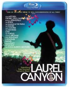 DOCUMENTARY  - BRD LAUREL CANYON [BLURAY]
