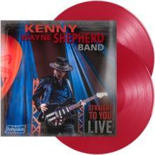 SHEPHERD KENNY WAYNE  - 2xVINYL STRAIGHT TO ..