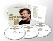 KRISTOFFERSON KRIS  - 3xCD GOLD