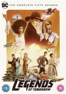 MOVIE  - DVD DC LEGENDS OF TOMORROW S5