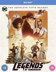 TV SERIES  - BRD DC'S LEGENDS OF.. [BLURAY]