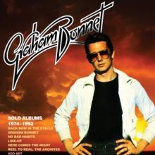 GRAHAM BONNET  - CDB SOLO ALBUMS 1974-1992: 6CD BOXSET