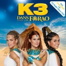 K3  - 2xCD+DVD DANS VAN DE FARAO-CD+DVD-