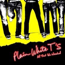 PLAIN WHITE T'S  - VINYL ALL THAT WE.. -REISSUE- [VINYL]