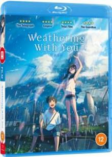 ANIME  - BRD WEATHERING WITH YOU [BLURAY]