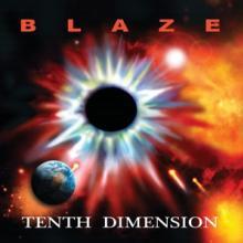 BLAZE BAYLEY  - CD TENTH DIMENSION