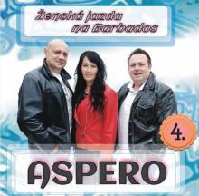 ASPERO  - CD ZENSKA JAZDA NA BARBADOS 4