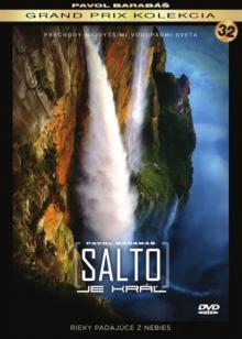 DOKUMENT  - DVD PAVOL BARABAS / SALTO JE KRAL