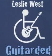 WEST LESLIE  - CD GUITARED