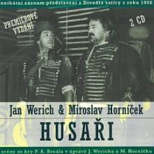 WERICH JAN MIROSLAV HORNICEK  - 2xCD HUSARI