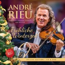 RIEU ANDRE  - 2xCD+DVD FROHLICHE.. -CD+DVD-