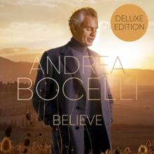 BOCELLI ANDREA  - CD BELIEVE