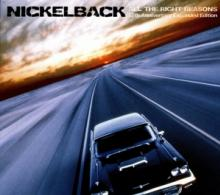 NICKELBACK  - 2xCD ALL THE RIGHT REASONS