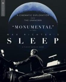 DOCUMENTARY  - BRD MAX RICHTER'S SLEEP [BLURAY]