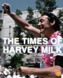 DOCUMENTARY  - BRD TIMES OF HARVEY MILK [BLURAY]