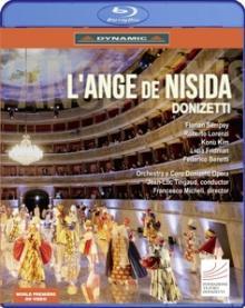 GAETANO DONIZETTI (1797-1848)  - BRD L'ANGE DE NISIDA [BLURAY]