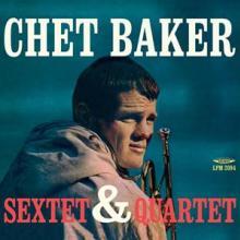 BAKER CHET  - VINYL SEXTET &.. -COLOURED- [VINYL]