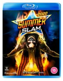 WWE  - BRD SUMMERSLAM 2020 [BLURAY]