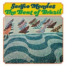SERGIO MENDES  - VINYL THE BEAT OF BR..